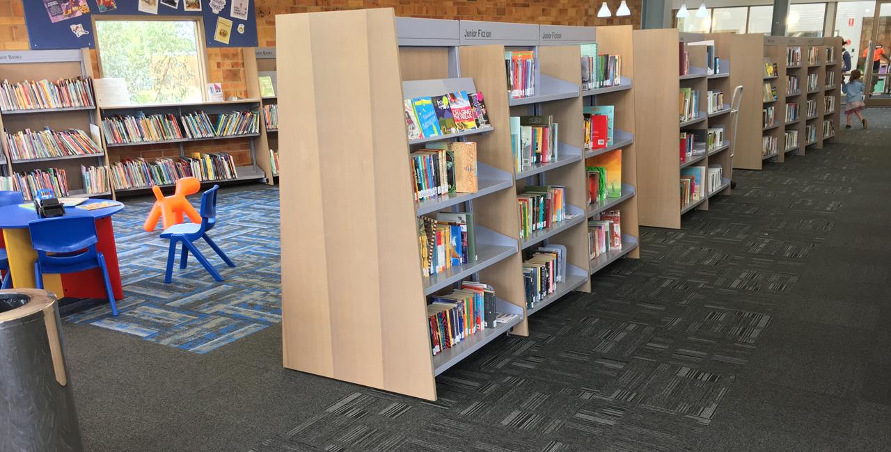 Phoenix Park Library Melbourne