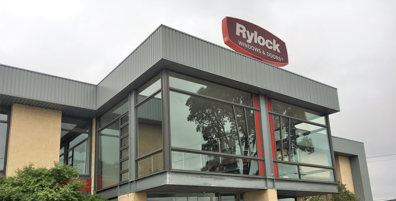 & Rylock Windows and Doors Melbourne
